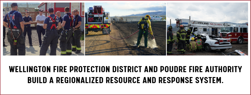 WFPD and PFA Build a Regionalized Resource and Response System