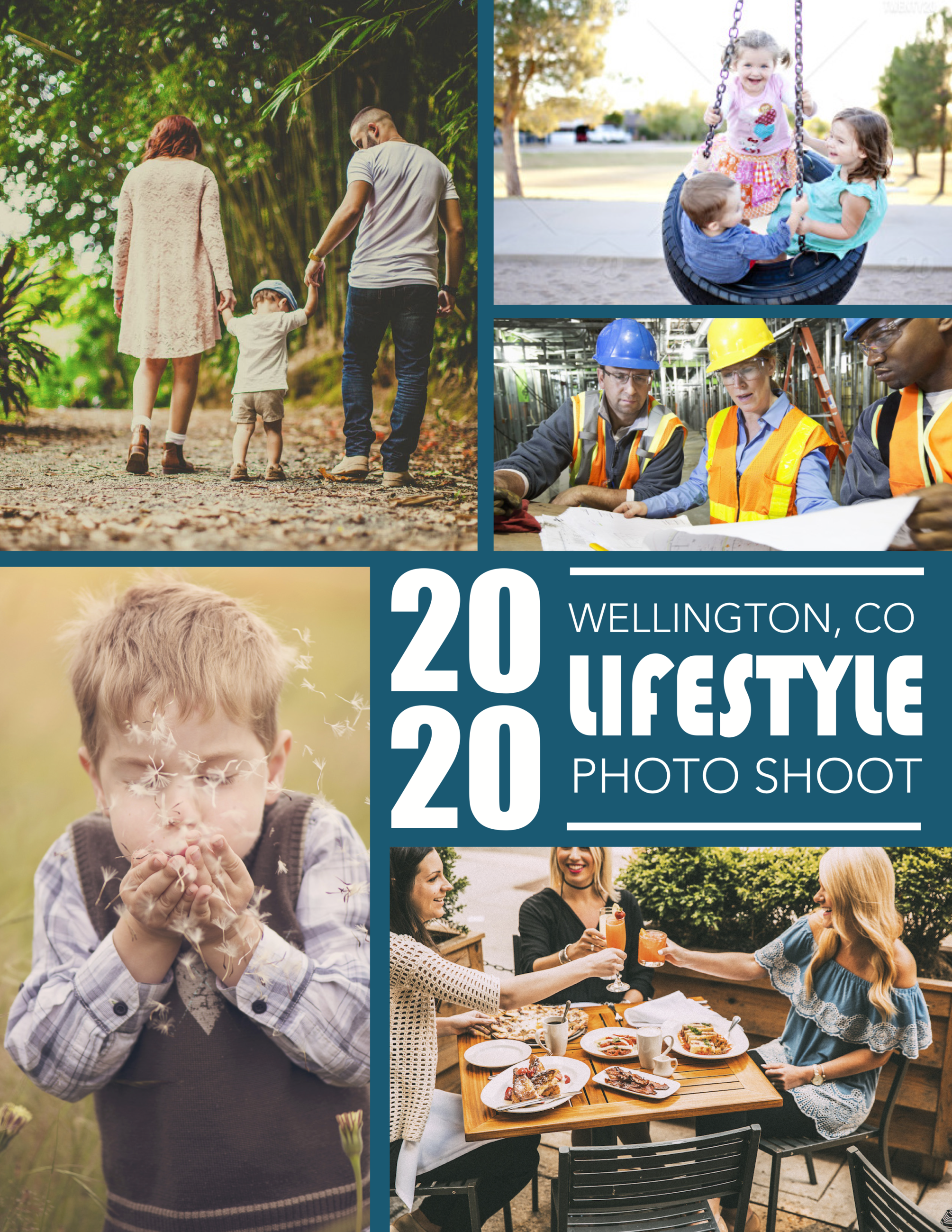 2020 wellington lifestyle photo shoot