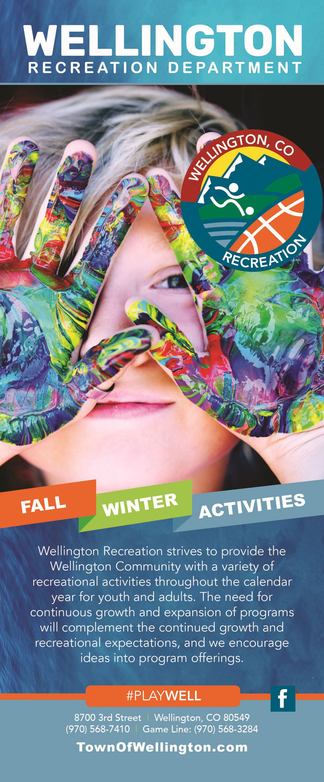 Fall and Winter Catalog Front