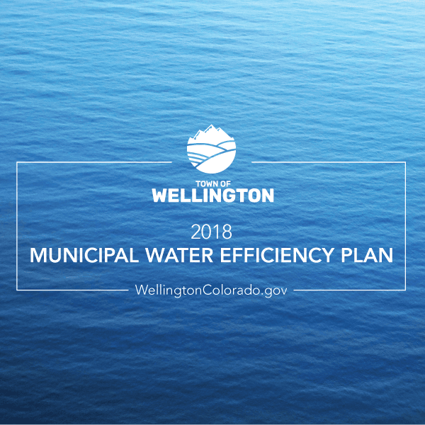 Town-Of-Wellington-2018-Water-Efficiency-Plan