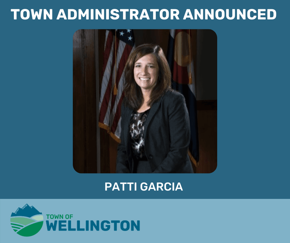 Photo of New Town Administrator - Patti Garcia