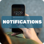 Click to sign up for notifications